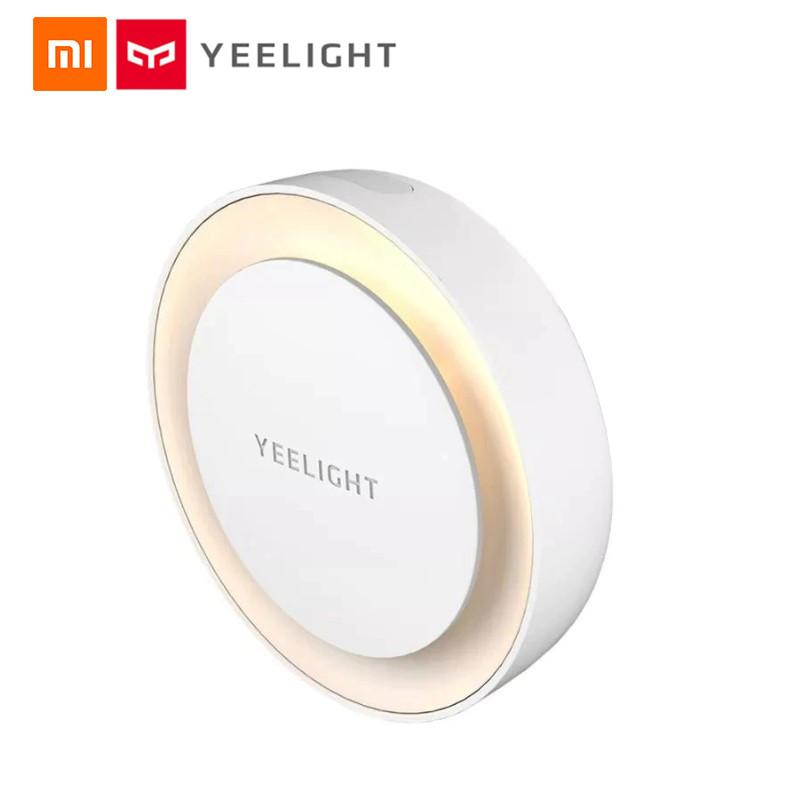 Ночной светильник Xiaomi Yeelight Smart Led Night Light YLYD10YL (Белый, Круглый)