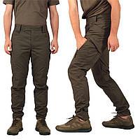 Тактические штаны Fortech оливковые