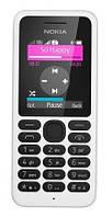Мобільний телефон Nokia 130 DS White
