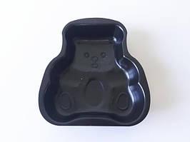 Форма порционная для выпечки фигурки мишка 14см VT6-10876-1