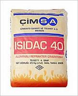 Цемент огнеупорный CIMSA ICIDAC 40