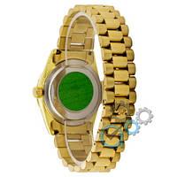 Наручные часы Rolex Date Just Gold-Blue Pearl, фото 2