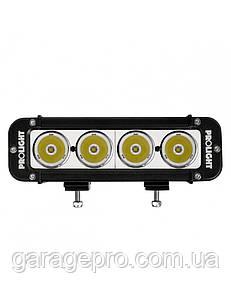 """Однорядна світлодіодна балка ProLight ST 8"""" 40Вт (розсіяний промінь)"""