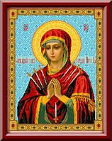 Схема для вышивки Икона Божией Матери Умягчение злых сердец