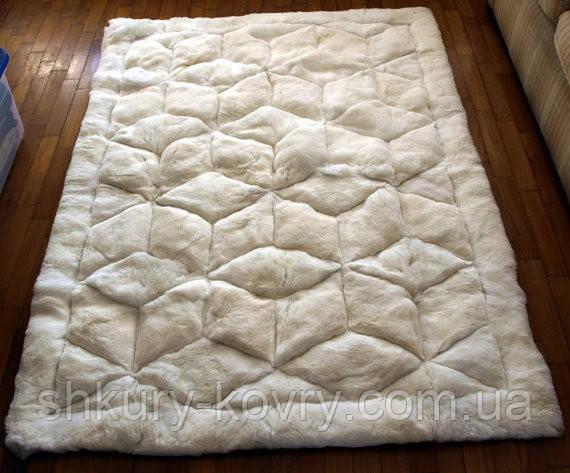 Купить ковер из Альпака, мягкие ковры из белого меха ламы