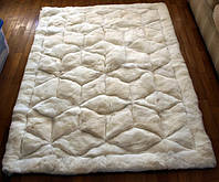 Купить ковер из Альпака, мягкие ковры из белого меха ламы, фото 1