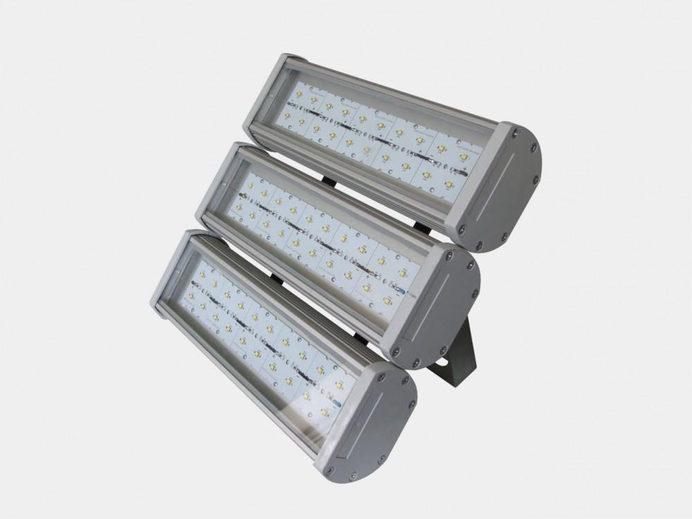 Промисловий світильник світлодіодний Promline Kit 3x30 (CREE 300х300 90Вт 12600Лм)