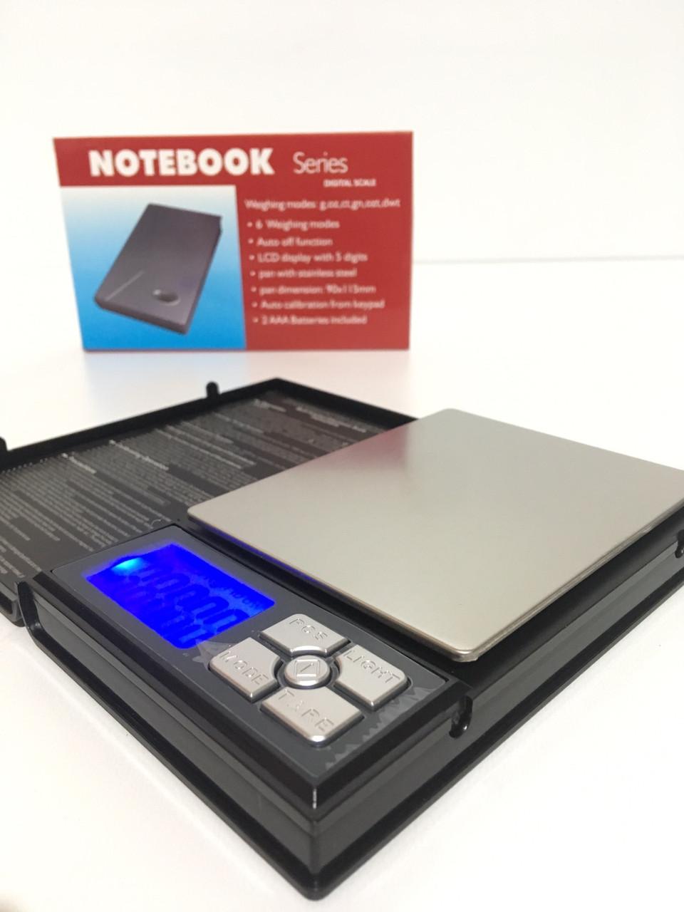Весы ювелирные NOTEBOOK VS-1108-5/2151/ 500gr-001 (50 шт/ящ)