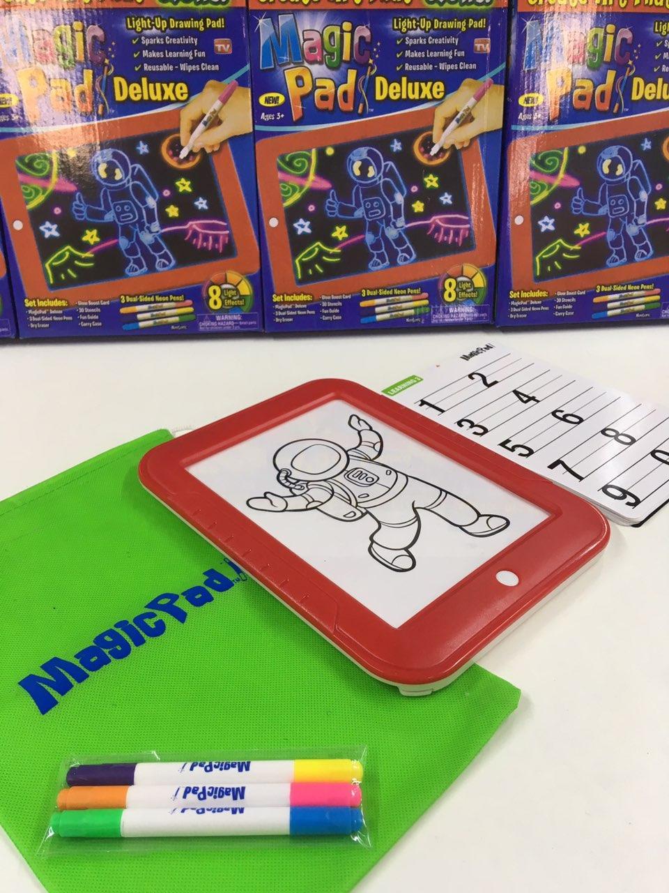 Доска для рисования Magic Pad deluxe ART-2606/ EL-615 (60 шт/ящ)