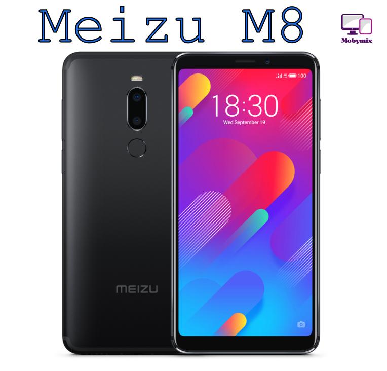 Смартфон Meizu m8 4/64Gb Black