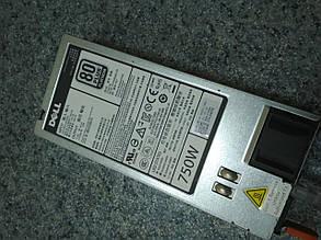 Блок питания 750Вт f750e-s0 Dell PowerEdge R520, R620, R720 , R720XD, 820, 920, T320, T420, T620 DL4000 DR4100, фото 2