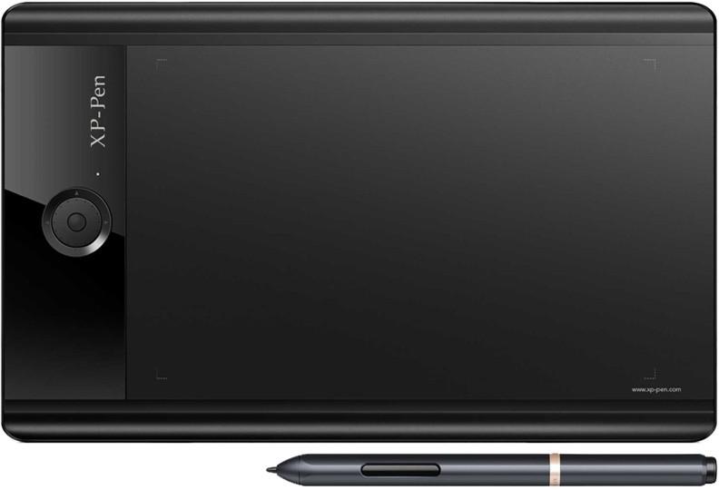Графический планшет XP-Pen Star 04.