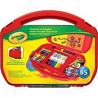Набор для творчества Crayola в удобном красном чемоданчике (04-2704-2)