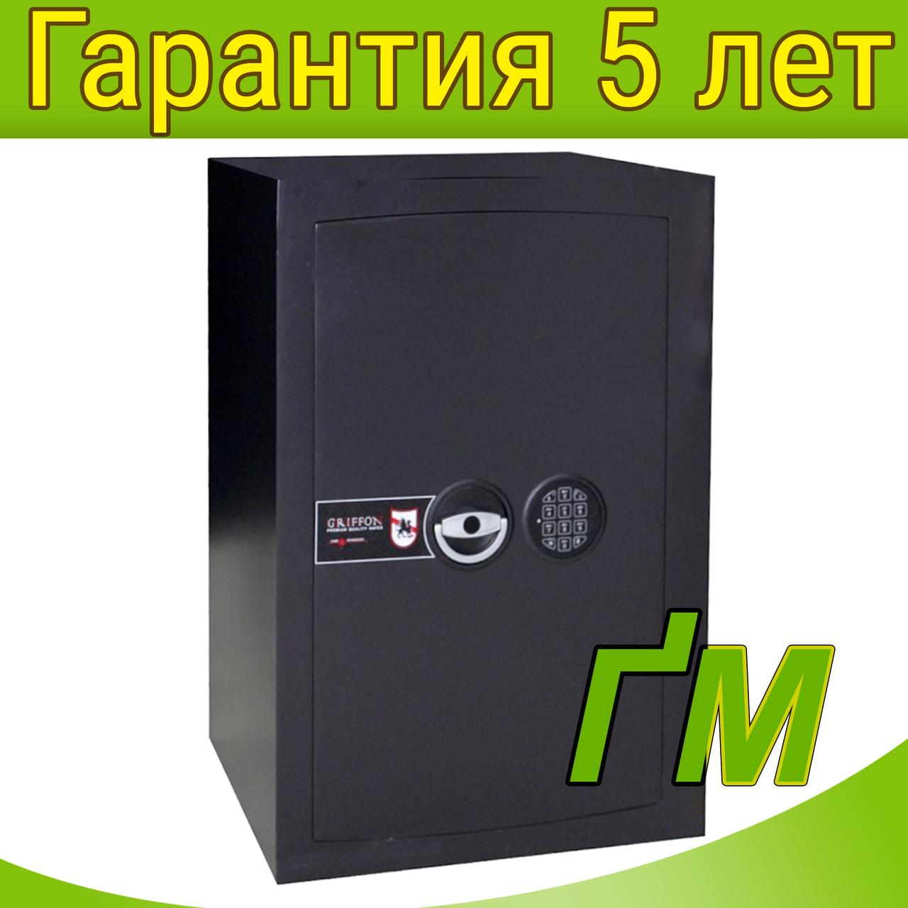 Сейф взломостойкий H.65.E black (650х435х400мм)