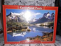 Пазл Castorland Патагония Чили Торрес-дель-Пайне 1000 элементов (101146)