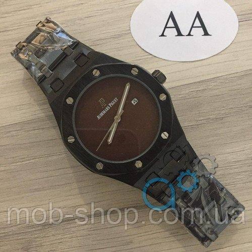 Наручные часы Audemars Piguet Royal Oak Quartz 1450 Black-Brown
