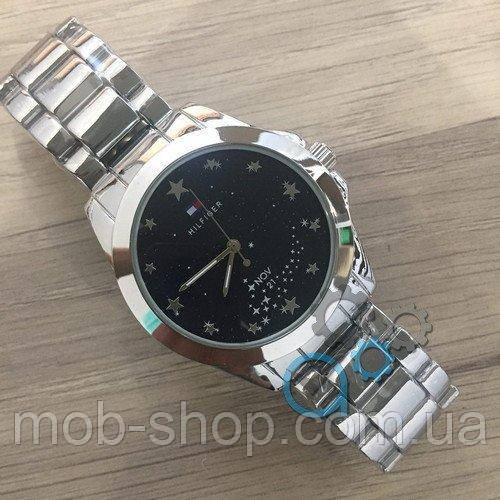 Наручные часы Tommy Hilfiger 6501 TM Silver-Black