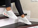 Женские кроссовки Adidas Yeezy Boost 700 (белые), фото 3