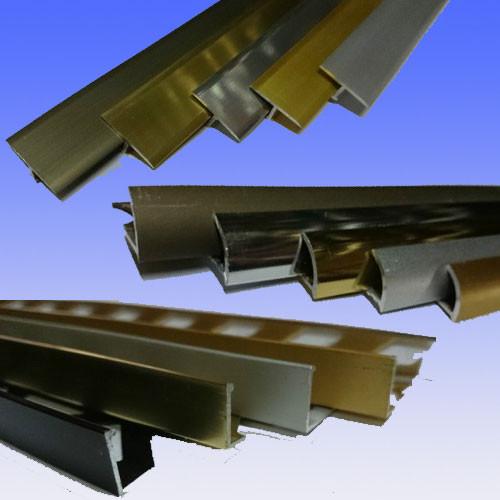Профили и комплектующие для плиточных работ