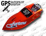 Кораблик для прикормки Фортуна с GPS автопилотом, фото 4