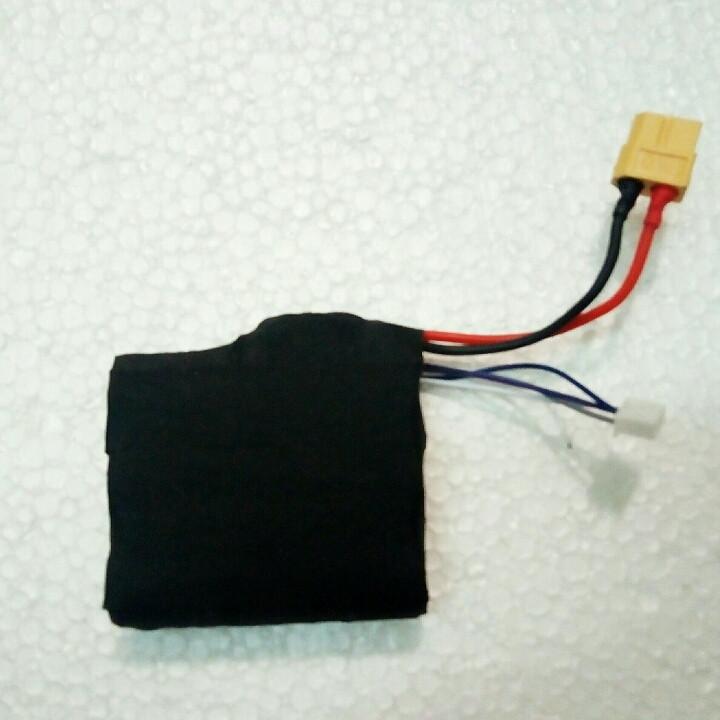 Аккумулятор 12.6В (11.1в)2900 mAh для эхолотов Lucky 918
