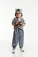 Детский карнавальный костюм Волчик «Малыш» на рост 110-120 см, фото 1