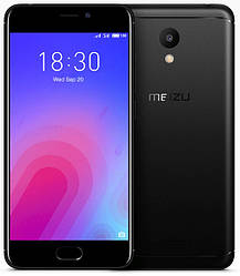 Meizu M6 3/32Gb Black Гарантия 1 Год