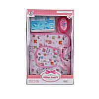 Детский набор  аксессуаров S60015  для пупса