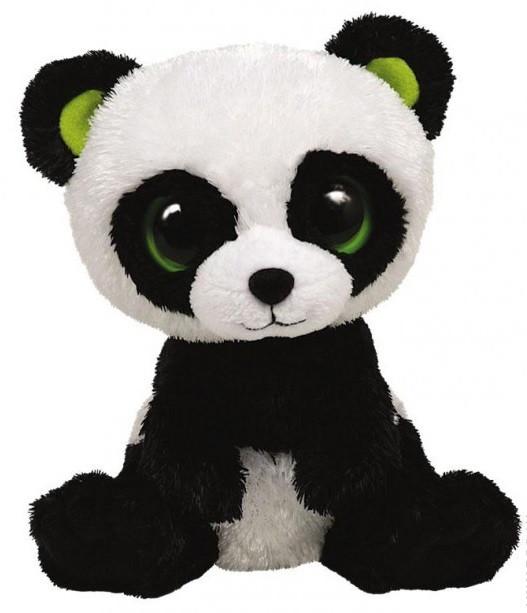 Мягкая игрушка панда Bamboo
