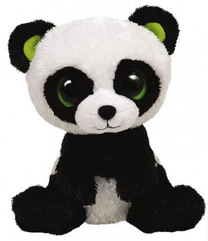 Мягкая игрушка панда Bamboo, фото 2