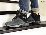 Мужские зимние ботинки Under Armour (серые), фото 3