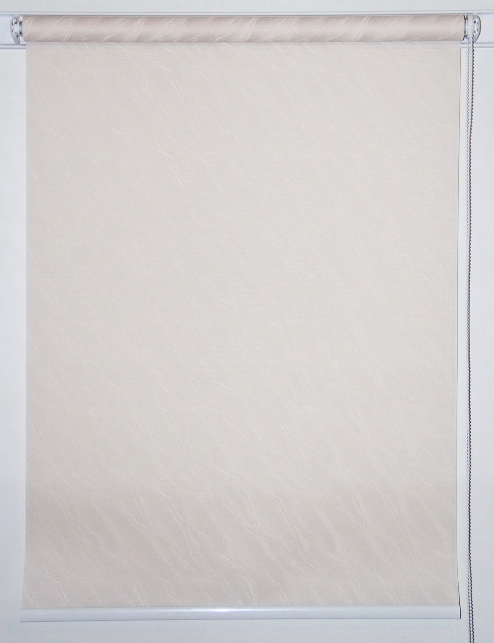 Рулонная штора 1450*1500 Вода 1834 Слоновая кость