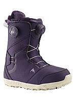 Ботинки для сноуборда Burton Felix Boa (Purple Velvet) 2020, фото 1
