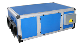 Приточно-вытяжная установка Idea AHE-300WB1 /без байпаса/