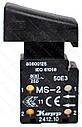 Кнопка дрели Makita UT120 оригинал EE80600125, фото 2