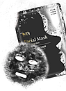 Очищающая кислородная маска для лица Hankey Bubbles Hydrating mask  25 g, фото 4
