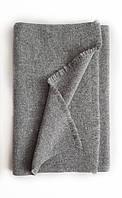 Кашемировый шарф Chadrin серый из беби кашемира, фото 1