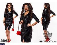 Батальное вечернее платье, трикотаж-мателлик, размеры 46-48,50-52,54-56,58-60