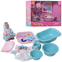 Детская кукла Пупс DEFA 8394  7см