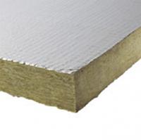 Термоизоляция каминов 30мм (базальтовая вата, фольгированная теплоизоляция)