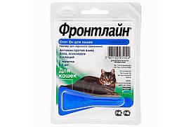 Капли Boehringer Ingelheim Фронтлайн Спот Он от блох и клещей для кошек (25483)