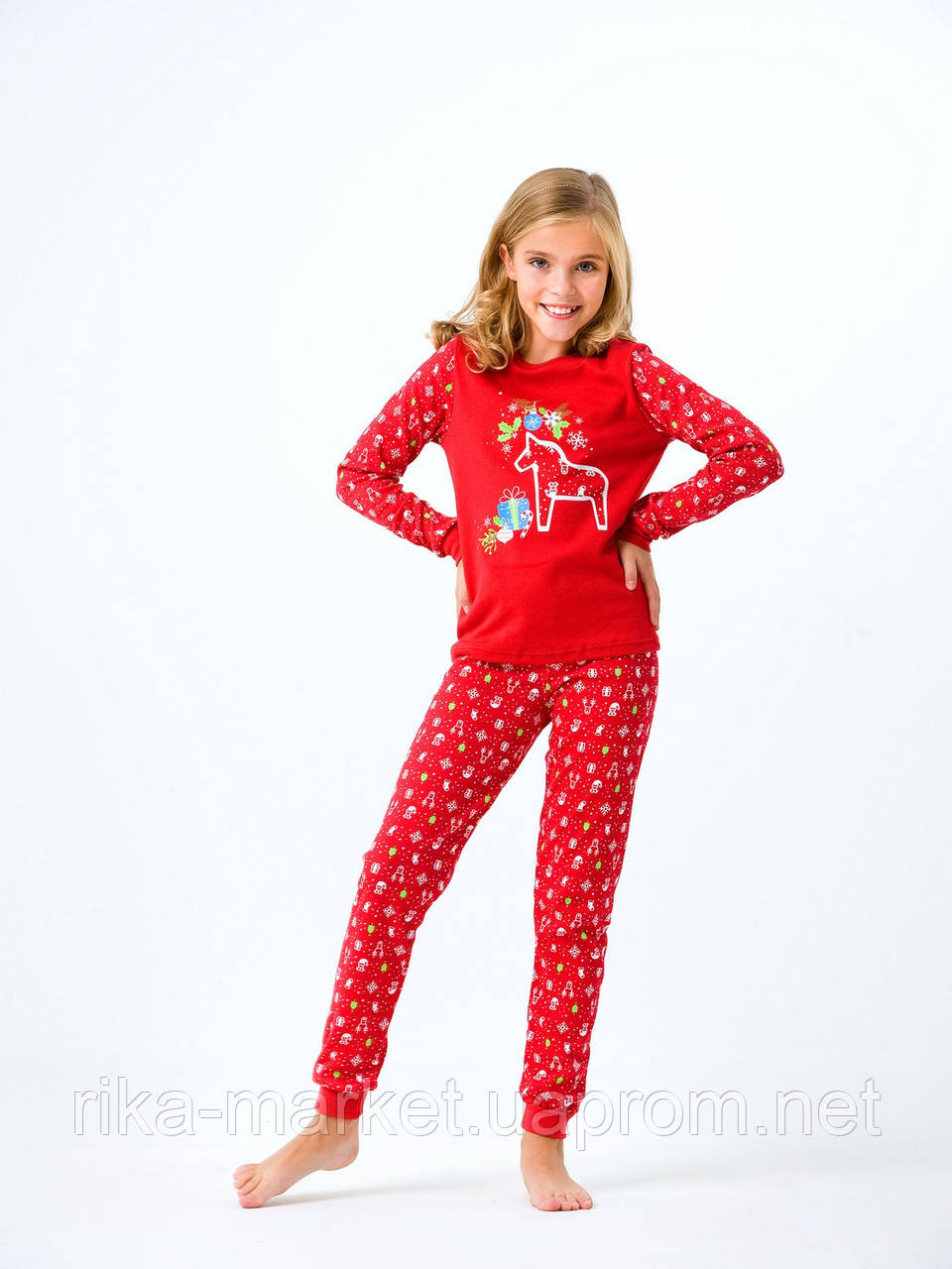 Детская пижама Smil в коробке, 104388, от 2 до 6 лет