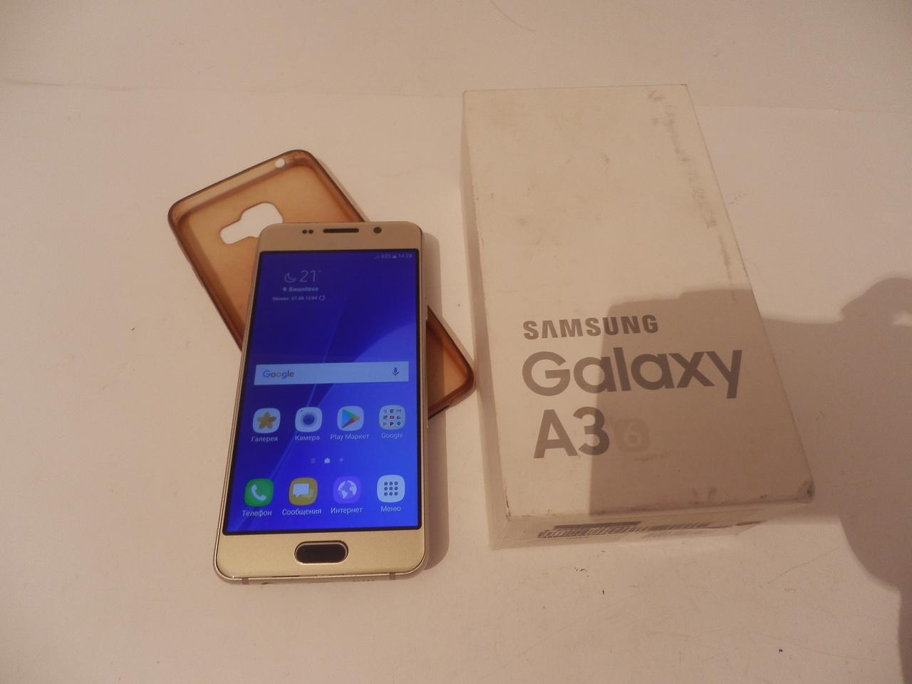Мобильный телефон Samsung A310F №7038