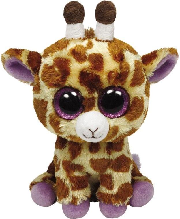 Мягкая игрушка жираф Safari