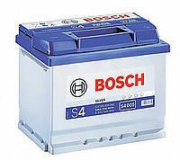 Стартерная аккумуляторная батарея BOSCH S4 60 Ah   0092S40050