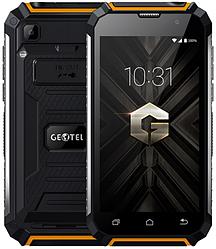 Geotel G1 Terminator 2/16Gb Orange Гарантия 1 Год