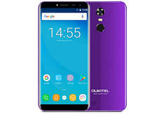 Oukitel C8 2/16Gb 4G Purple Гарантия 1 Год!