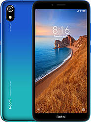 Xiaomi Redmi 7A 2/16gb Gem Blue Global Гарантия 1 Год