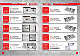 Кухонная мойка Germece HANDMADE 8043 HD-D008 нерж.сталь 1,2 мм с подставкой для ножей, фото 7