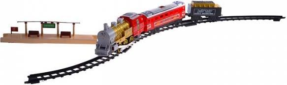 Железная дорога Мой 1-й поезд